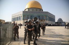 الاردن يحذر اسرائيل ويؤكد : سنواصل الدفاع عن القدس