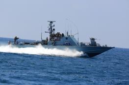 البحرية الاسرائيلية تواصل انتهاكها للمياه الإقليمية اللبنانية