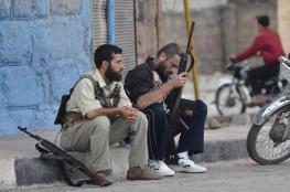 قتلى في اشتباكات دامية بين المعارضة السورية