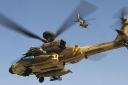 جيش الاحتلال يقرر وقف عمل طائرات الاباتشي بعد حادثة التحطم