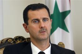 اول تعليق للأسد على تهديدات ترامب بضرب سوريا