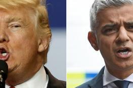"""عمدة لندن البريطانية يهاجم """"ترامب """" ويصف تصريحاته بالداعشية"""