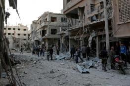 شبكة حقوق إنسان: 435 شخصا قتلوا في سوريا خلال أكتوبر الماضي