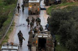 """""""""""اسرائيل """"تقتحم رام الله ومواجهات من نقطة صفر"""