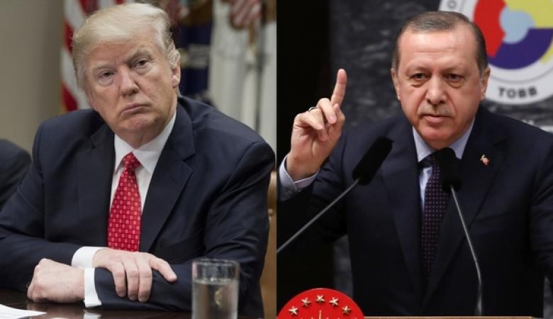 """تركيا تؤكد : لم نرضخ ابدا لترامب في قضية """"برانسون """""""