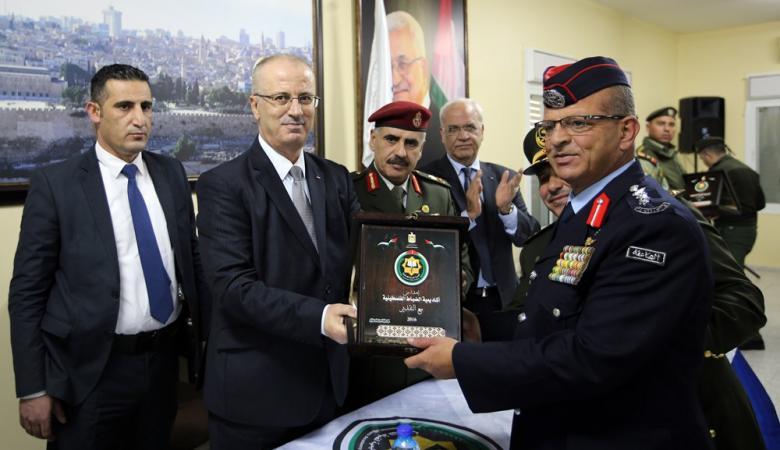 الحمد الله : الامن هو حجر الاساس لبناء دولة فلسطين