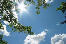 حالة الطقس: أجواء معتدلة