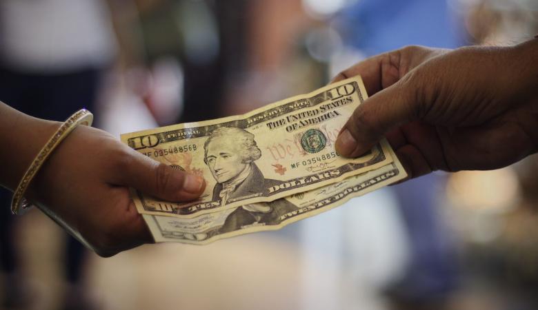"""الولايات المتحدة ترفض اجراء اكبر تعديل على عملة """"الدولار """""""