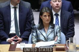 مندوبة واشنطن في الامم المتحدة : من الضروري ان تعاقب روسيا