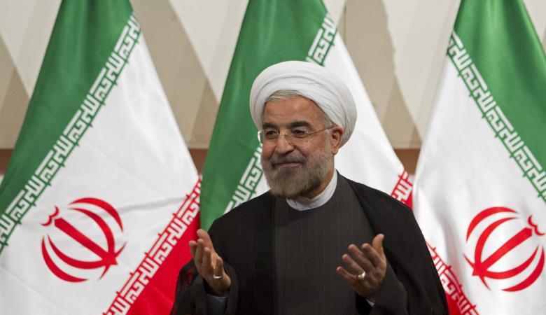 ايران : تنصيب رسمي لروحاني لولاية ثانية