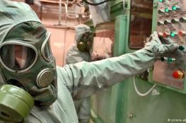 هيومن رايتس: النطام السوري  استخدم  أسلحة كيمياوية في حلب