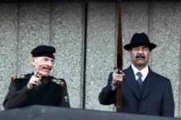 """العراق يعلن وفاة نائب صدام حسين """" عزت الدوري """""""