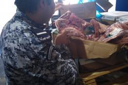ضبط 7 اطنان من اللحوم الفاسدة في القدس وأريحا