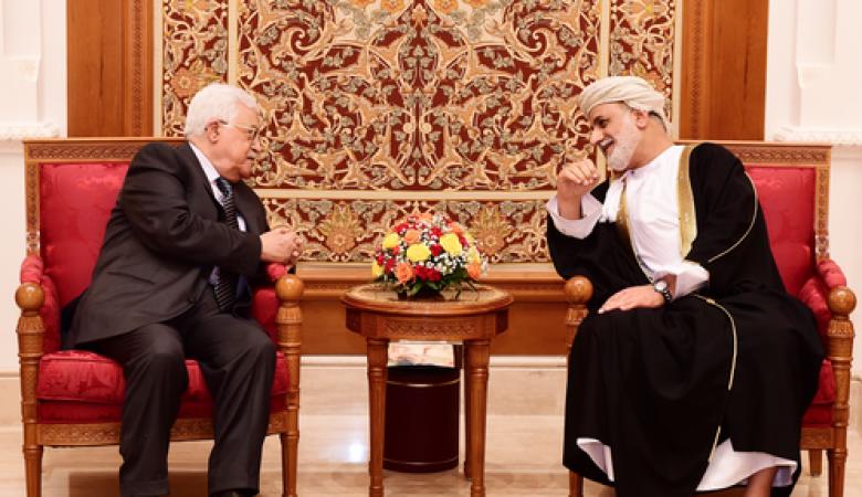 الرئيس الى سلطنة عمان في زيارة رسمية تستمر لأيام