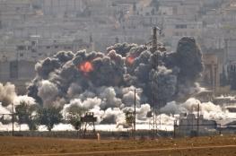 النظام السوري يقتل 53 مدنيا بينهم 26 طفلا بغارة جوية على ريف حلب