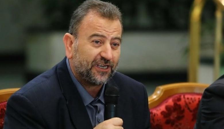 العاروري : الدعم الايراني لحماس لم يتوقف
