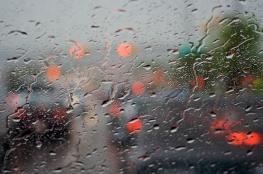 فلسطين : انخفاض على درجات الحرارة وزخات متفرقة من الامطار
