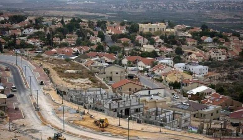 استعادة 207 دونمات من أراضي قرية مسحة بسلفيت