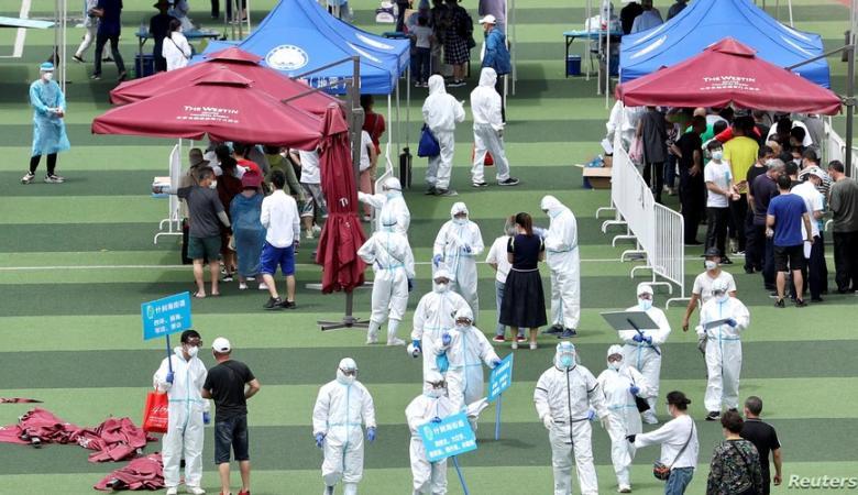 هكذا نجحت الصين في وقف الموجة الثانية من الفيروس التاجي