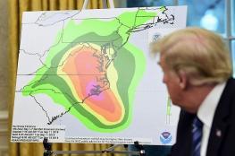 ترامب يقترح استخدام أسلحة الدمار الشامل لمواجهة الأعاصير