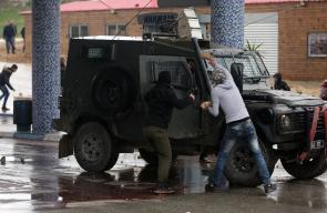 مواجهات بين الشبان وقوات الاحتلال في النبي صالح وكفرقودم