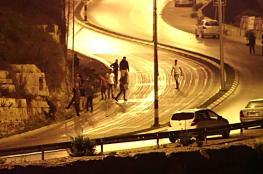 جيش الاحتلال يقتحم عدة احياء في مدينة رام الله فجر اليوم