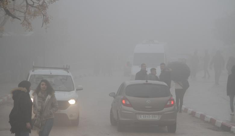 الطقس: أجواء باردة وفرصة لتساقط الأمطار