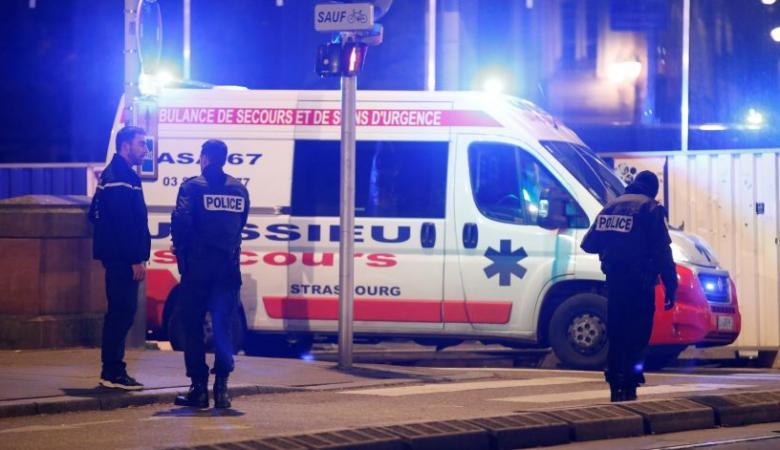 """فرنسا تكشف هوية منفذ هجوم """"ستراسبورغ """""""