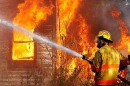 مصرع مواطن اثر حريق شب داخل منزله في الخليل