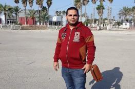 استشهاد عامر الحجار متأثرا بجراحه التي أصيب بها