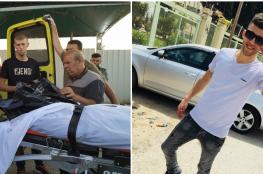 """الاحتلال يسلم جثمان الشهيد """"عمر يونس """""""