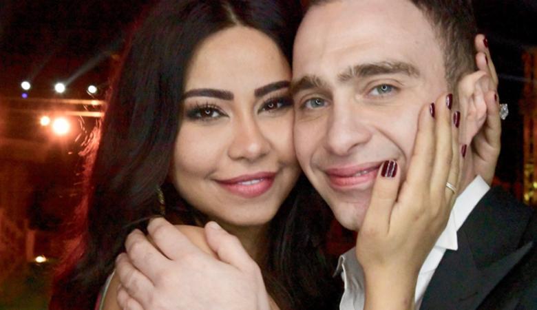 وفاة والد المطربة المصرية شيرين عبد الوهاب  بعد ايام من زواجها