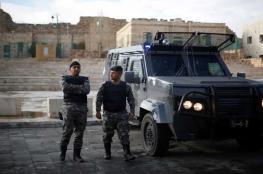 الاردن تقتل جزائرياً باشتباك مسلح في الشوبك