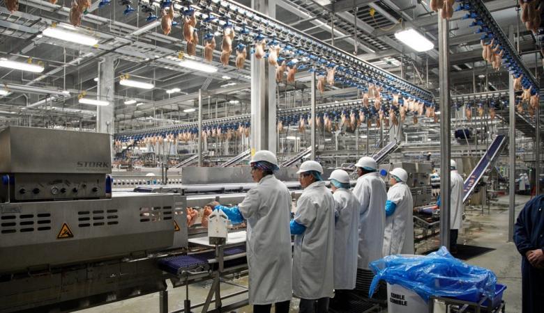 فلسطين : ارتفاع ملحوظ في الانتاج الصناعي خلال شهر شباط