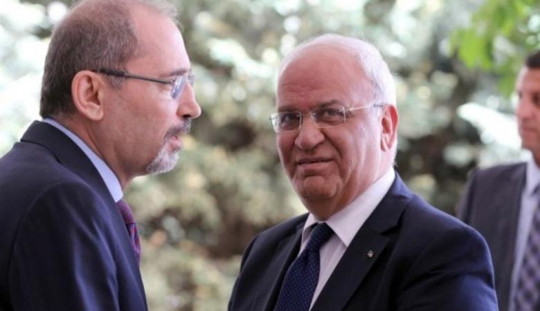 """الاردن يحذر من أي عملية ضم """"اسرائيلية """" لاراضي الضفة"""