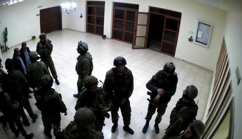 التربية تدين اقتحام الاحتلال لحرم جامعة خضوري بطولكرم