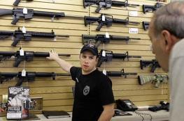 جريمة كل 31 دقيقة بسلاح أميركي