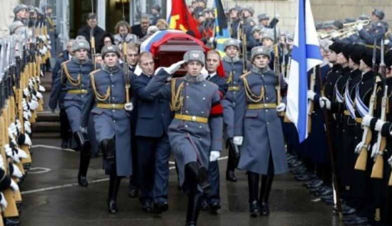 مصرع مسؤول روسي كبير في اليونان