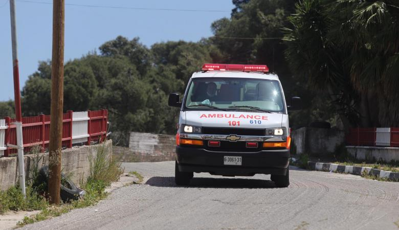 الشرطة : وفاة طفل 10 سنوات من قلقيلية