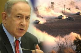 قرار الحرب في يده ...نتنياهو يسعى الى بلورة قانون جديد
