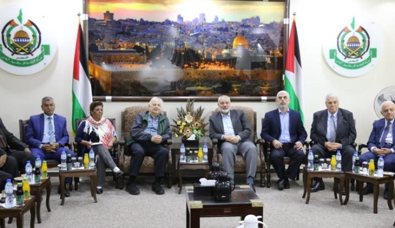 حماس: أجرينا مشاورات لتذليل العقبات أمام الانتخابات
