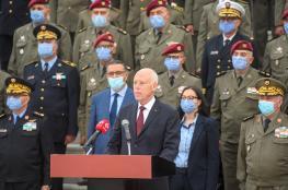 الرئيس التونسي : سنواصل دعم فلسطين وقضيتها