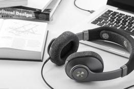 اختراع جديد ...سماعات للتركيز والتغلب على العادات السيئة