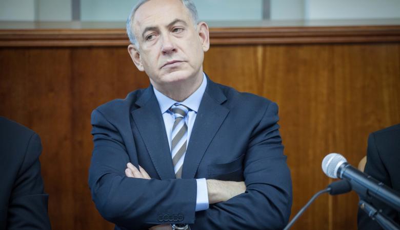 نتنياهو : السلطة لم تقم بادانة عملية القدس