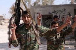 الجيش السوري وحزب الله يوسعان مناطق السيطرة على الحدود مع الجولان