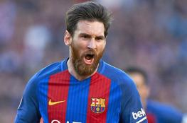 برشلونة يفكر جديا في تجديد عقد ميسي