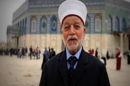 الامارات ترفض منح تأشيرة دخول لمفتي فلسطين
