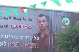 """في الذكرى الـ 7 لـ """"شاليط"""".. صفقة جديدة بين حماس وإسرائيل"""