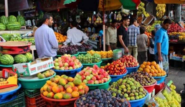 ارتفاع مؤشر غلاء المعيشة خلال الشهر الماضي