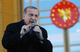 اردوغان يهاجم واشنطن ويدين المؤامرات الخطيرة التي تحيكها ضد تركيا